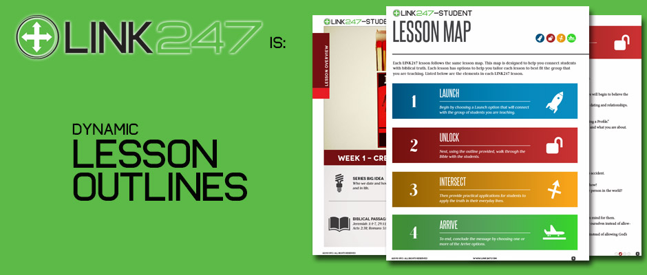LINK247 is Lesson Outlines